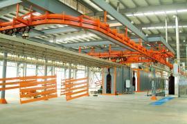 涂装流水线生产厂家 针对企业定制方案