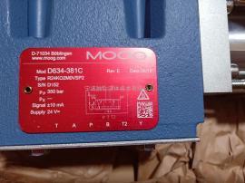 穆格 D663Z4305K P03JXNF6VSX2-A 铸铁