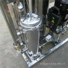 大小型船载除盐设备 华兰达ISO海水淡化设备运行成本低水质好