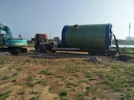 安全性能好的一体化预制泵站厂家