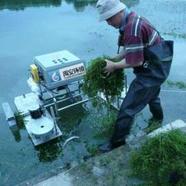 河道修复运营水草收割机收割船河道治理杂草收割机YAHDZL-150