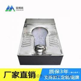 不锈钢便器 泡沫式蹲便器 发泡厕具