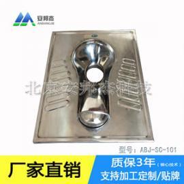 供应304不锈钢蹲便器/工地卫生间不锈钢蹲便器