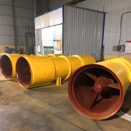 SDF-11隧道施工风机/隧道风机