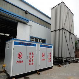 定制LNG燃气气化调压撬 CNG天然气汽化减压撬 箱 柜