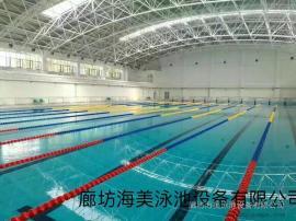 六棱型泳道线泳道线批发 游泳池水线分道线厂家