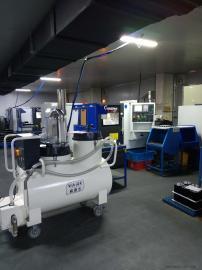 供应车床切削液吸油机威德尔大容量吸油设备厂家包邮