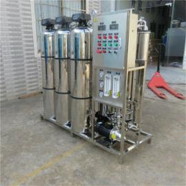工业纯水设备去离子水装置 华兰达反渗透设备纯化水系统解决方案