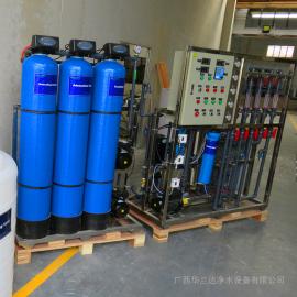 华兰达EDI反渗透设备 显像管工艺用水超纯水设备 电子工业用水