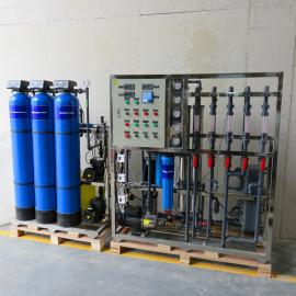 电渗析医药纯化水设备 生物制药水处理卫生级EDI反渗透设备