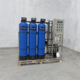 华兰达生产厂家RO反渗透除盐设备 巴马小型海水淡化设备