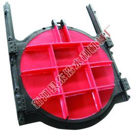 圆型平板铸铁闸门dn1500mm的设计应用与推广