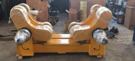 供应各种型号滚轮架 10吨滚轮架 免费上门调试