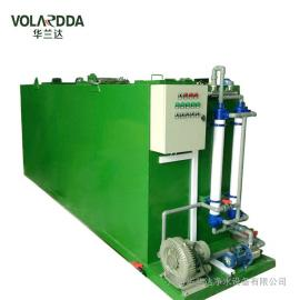 华兰达优惠供应一体化河水处理设备 河水一体化净水器 专业定制