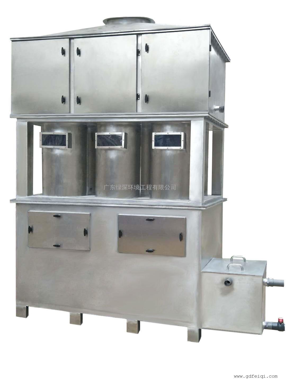 湿式脱硫除尘器,脱硫除尘器的特点,绿深环境