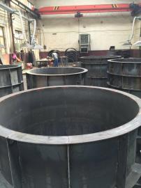 检查井钢模具 水泥检查井钢模具尺寸标准选中泽模具包您满意