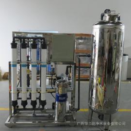 矿泉水全套生产设备 桶装水厂制水设备 矿物质水设备 UF超滤设备