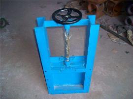 手动插板阀 电动插板阀气动插板阀特点