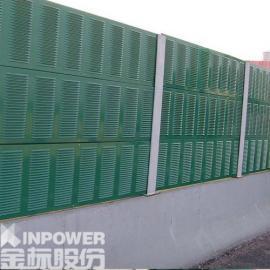 公路百叶孔型声屏障最近出厂报价怎么样