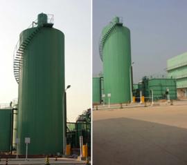 啤酒厂污水处理IC高效厌氧反应器
