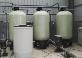 厂家直销6吨软化水装置 全自动软化水设备 单阀双罐流量型