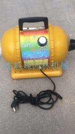 消毒电动喷雾器 种德电动雾化机ZDS230-A型 手提式电动喷雾器