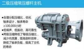 高配开山牌永磁变频加两级压缩1级能效螺杆空压机PMVF75-II优势