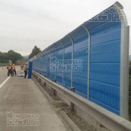 高速公路隔音墙施工 高速公路隔音墙施工设计方案