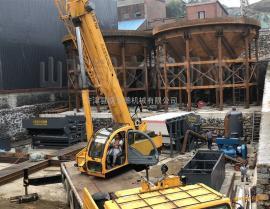 全自动污泥压榨机 滤渣含水低的工业泥浆干排处理设备
