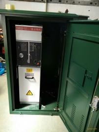 35KV欧式电缆分支箱带开关带避雷器