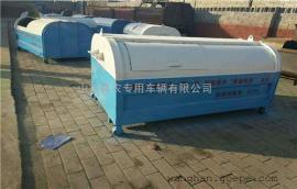 勾臂垃圾箱-大型焊接式�F皮垃圾箱