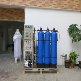 柳城医疗器械纯化水系统 华兰达医药反渗透纯水制取设备
