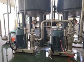 氧化铝分子筛研磨分散机,分子筛研磨分散机