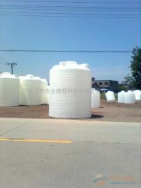 20吨大型塑料水塔PE水塔