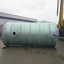 雨水预制泵站特点