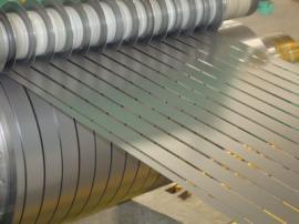 宝钢B35A360硅钢片马达铁芯用钢新货入库中