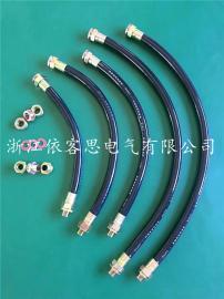 防爆密封接头挠性管20*500G3/4(M)G3/4(F)