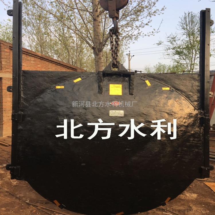 污水处理铸铁闸门