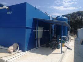 一体化生活污水处理设备设施