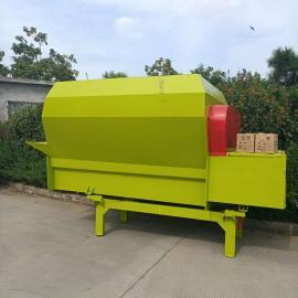 自动日粮粉碎搅拌机产地 圣泰tmr青储搅拌机 现货直发