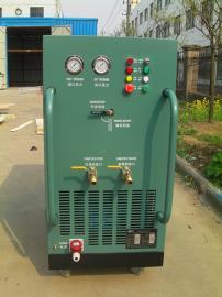 大型制冷空调设备现场维修用冷媒快速回收加注机
