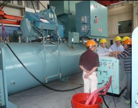 大型冷媒回收机 离心机组生产工厂配套用 快速回收冷媒