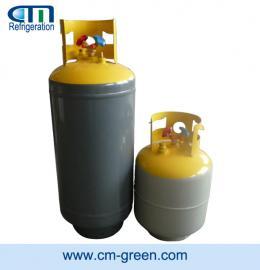 冷媒专用钢瓶 可重复使用 气液双阀