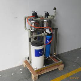 清泽蓝供应软水器 全自动工业锅炉软化水设备 钠离子交换器