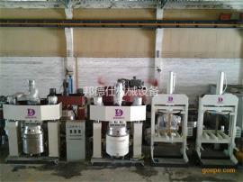 1100L强力分散机 真瓷胶分散机 真瓷胶成套生产设备