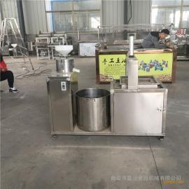 多功能商用花生豆腐机 果蔬彩色豆腐制作机 豆制品机械