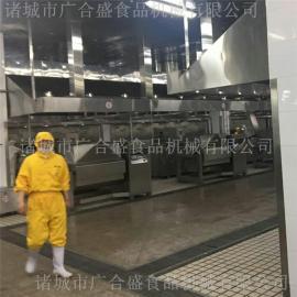 整套中央厨房生产线-全套中央厨房设备