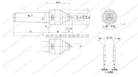 二村机械FUTAMURA BD10/16(小径用)系列WBD5-161* 顶针日本原装