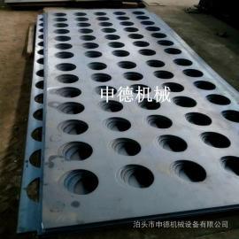 布袋除尘器花板 除尘器多孔板的作用