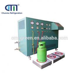冷媒分装机多工位可同时工作 效率高 无制冷机损失